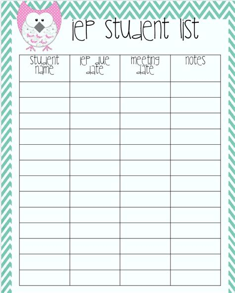 student to do list template monday let s get organized simply speech