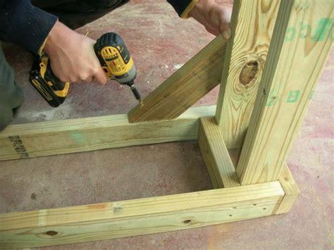 firewood rack plans  plans  build