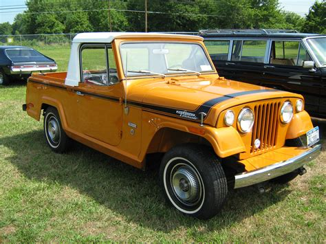 1971 jeep commando jeepster commando wikiwand