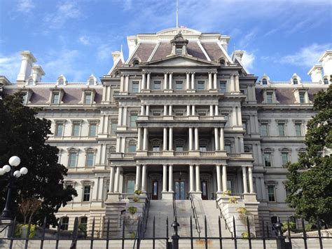 Eisenhower Executive Office Building by Eisenhower Executive Office Building Seigel Md