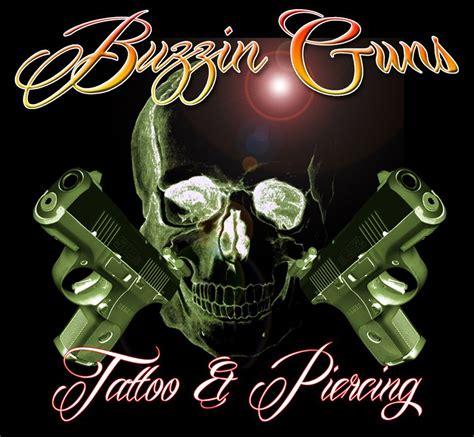 tattoo gun won t buzz custom tattoo artists at buzzin guns tattoo studio durham