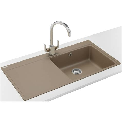 fragranite kitchen sinks franke mythos designer pack mtg 611 fragranite oyster sink