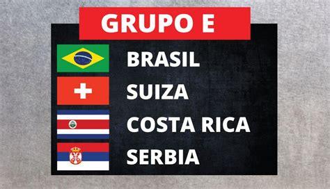 grupo brasil mundial 2018 grupo e mundial rusia 2018 mundial rusia 2018