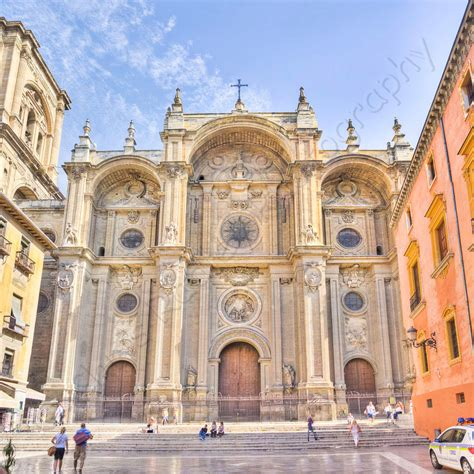 Amazing What Do The Catholic Church Believe In #3: Granada-cathedral-small-jpeg.jpg