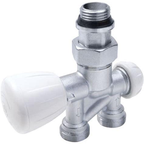 robinet monotube 224 4 voies r356m filetage 15x21