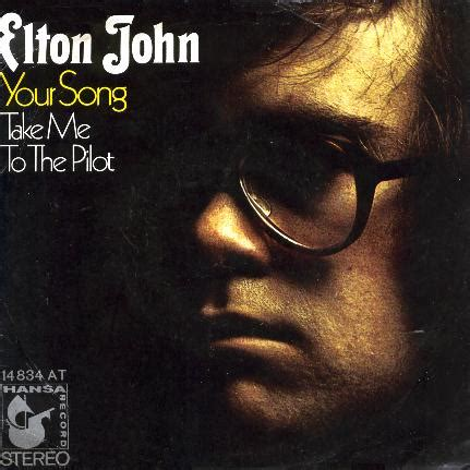 Wedding Song Elton by Friday Wedding Rewind Quot Your Song Quot By Elton