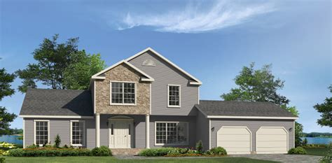 two story homes schuykill two story style modular homes