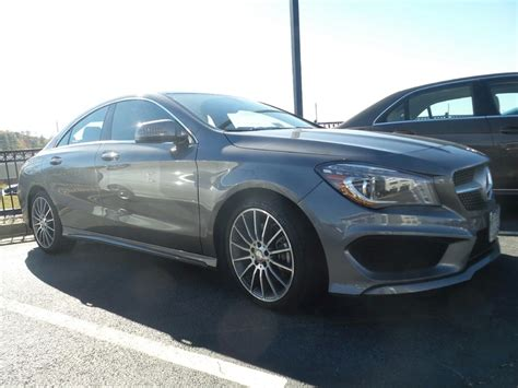 Mcgeorge Mercedes by Pre Owned 2016 Mercedes Cla250c Coupe In