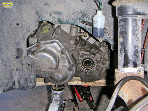 11 02 2006 saab ng900 manual transmission installation
