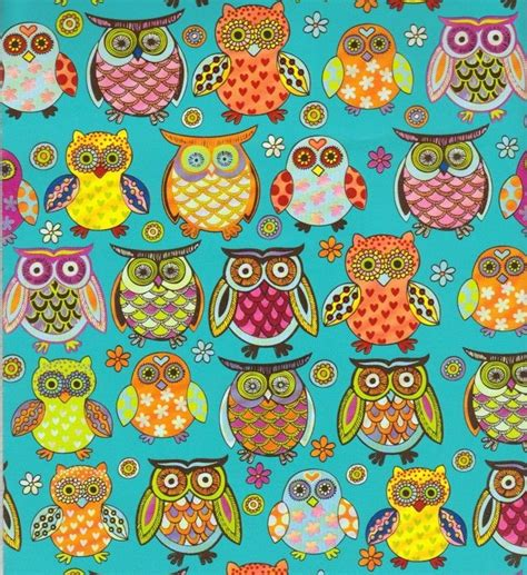 owl gift wrap owlie owl gift wrapping paper 30 ft roll ebay