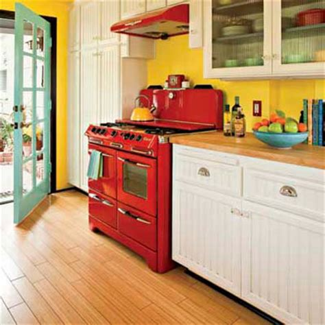 yellow and red kitchen ideas cottage certain ideas for a yellow kitchen afreakatheart