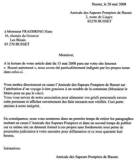 Exemple De Lettre Amical En Anglais Modele Lettre Amicale Document