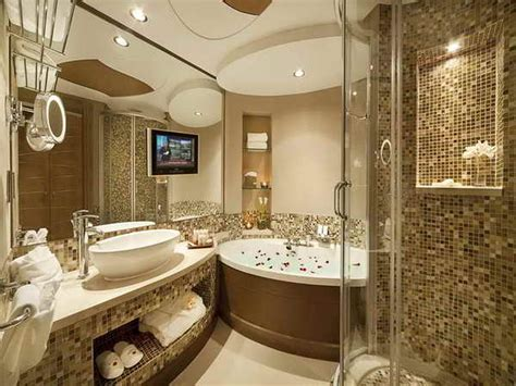 decorated bathroom stylish bathroom decorating ideas and tips trellischicago