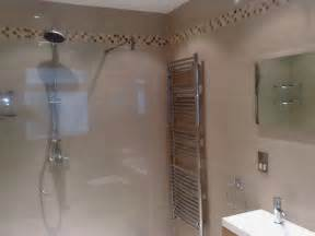 Wall Tile Designs Bathroom by Ceramic Wall Tile Bathroom Shower Design Ideas Bathroom