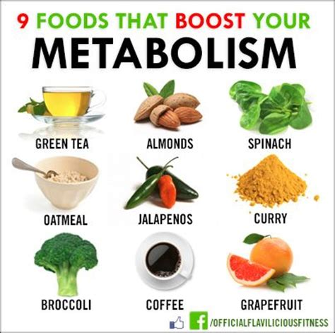 boost your metabolism why to burn more fat try these foods today www flaviliciousfitness