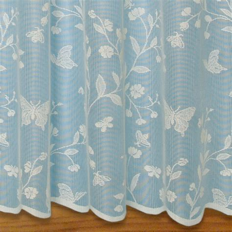 butterfly curtains uk butterfly net curtain in cream net and voile curtains