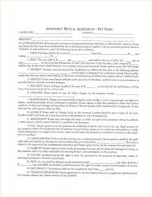 Blank Apartment Lease Form Free Apartment Lease 7127177 Png Pay Stub Template
