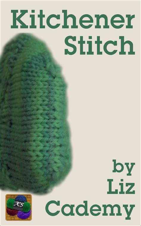 Knitting Kitchener Stitch by Kitchener Stitch Knitting Ebook Polymath Solution