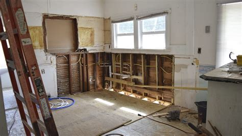 house renovation contractor remodeling projects are popular amid high home prices