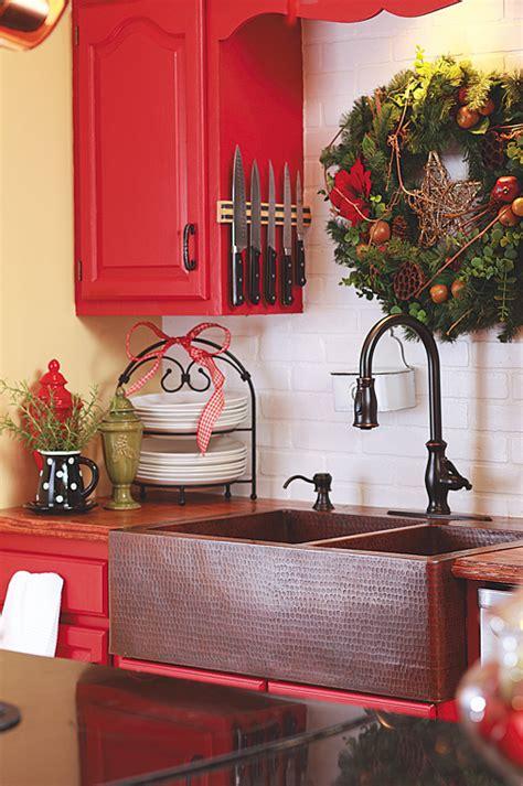 decoracion navide a de interiores la decoracion navide 241 a en la cocina 06 gu 237 a para decorar