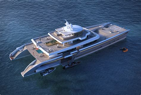 catamaran yacht images manifesto catamaran superyacht
