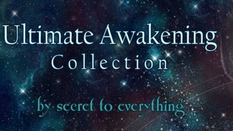 The Awakened Ultimate the ultimate awakening collection membership programs alternative health products for energy