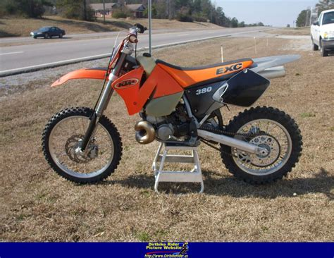 Ktm 380 Exc 1998 Ktm 380 Exc Pics Specs And Information
