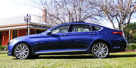Hyundai Genesis Ultimate by 2015 Hyundai Genesis Ultimate Week With Review Photos