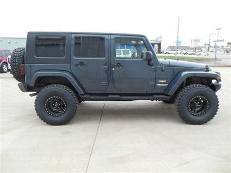 Used Jeep Bumpers Find Used 2008 Jeep Wrangler Unlimited 4x4