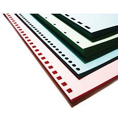 Pre Punched Paper For Crafts - plastic comb binding
