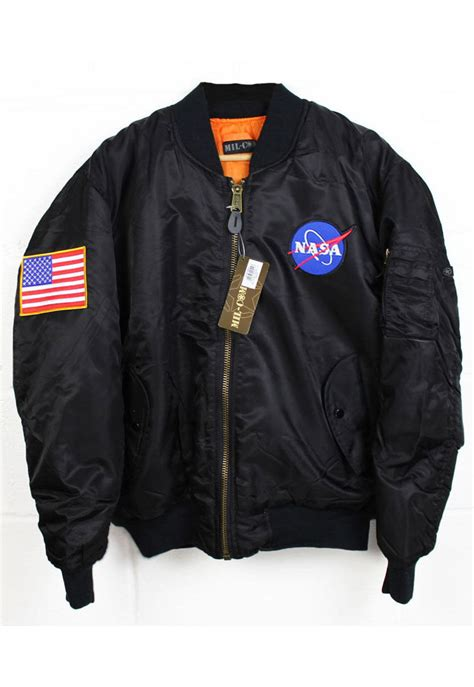 Bomber Jacket nasa ma 1 bomber jacket
