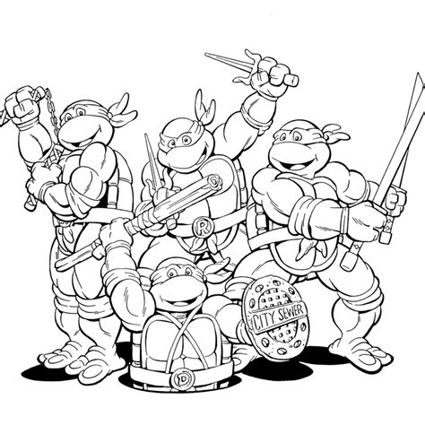 ninja turtles coloring pages easy easy teenage mutant ninja turtle coloring pages coloring