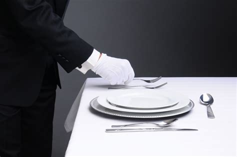 table setting cutlery place setting guide the correct way to lay a table
