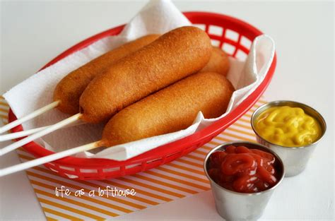 how to make corn dogs corn dogs