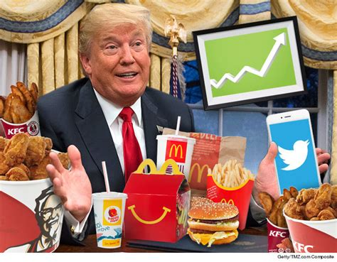 donald trump mcdonalds donald trump s first year in office has been gold for 3