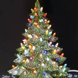 moms favorite ceramic christmas tree from