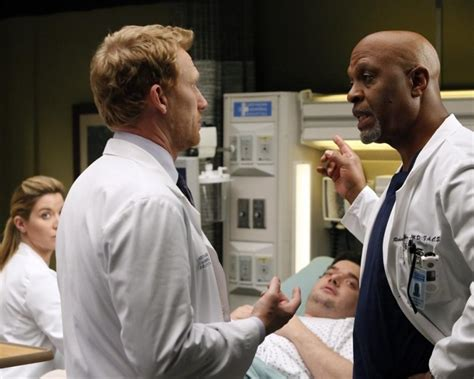 Greys Anatomy Creator Speaks Out by Grey S Anatomy Season 10 Episode 16 We Gotta Get Out Of