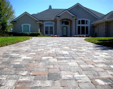 holland paver ideas paver driveway idea photo gallery enhance companies brick paver