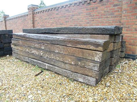Railway Sleepers Essex by 17 Best Ideas About Railway Sleepers For Sale On