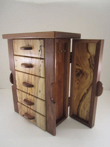 build small wooden jewelry box woodworking projects plans