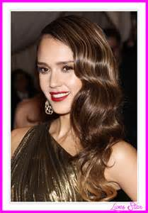 curly hairstyles carpet hairstyles fashion