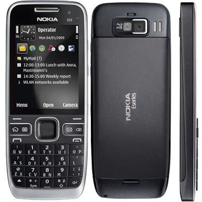 Hp Nokia X2 Tombol Qwerty handphone terlaris nokia e55 review