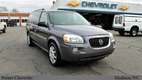 purchase used 2007 buick terazza 6 passenger automatic