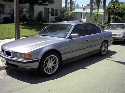 how make cars 1995 bmw 7 series electronic toll collection 007bimmer 1995 bmw 7 series specs photos modification info at cardomain