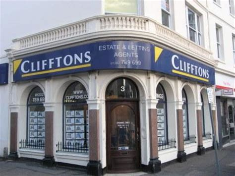 new bournemouth town centre office clifftons