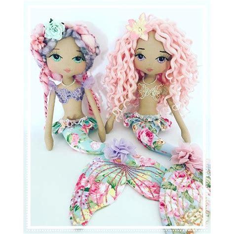 Handmade Dolls Australia - 25 best ideas about mermaid dolls on sewing