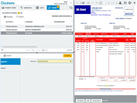 docuware workflow manager docuware
