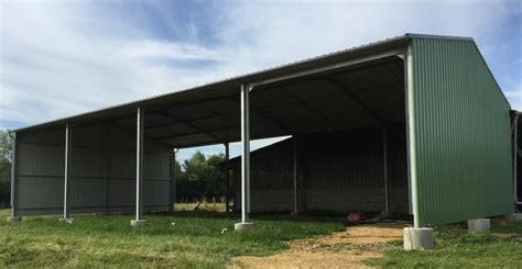 Construire Un Hangar Agricole by Construction De Batiment Agricole Prix M2