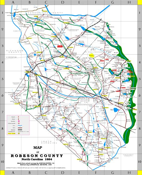 Robeson County Records Robeson County Carolina Genealogy Census Vital Records