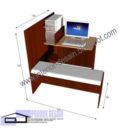 Meja Warnet Lesehan Sekat meja warnet dengan sekat
